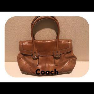 Vintage Coach Handbag satchel